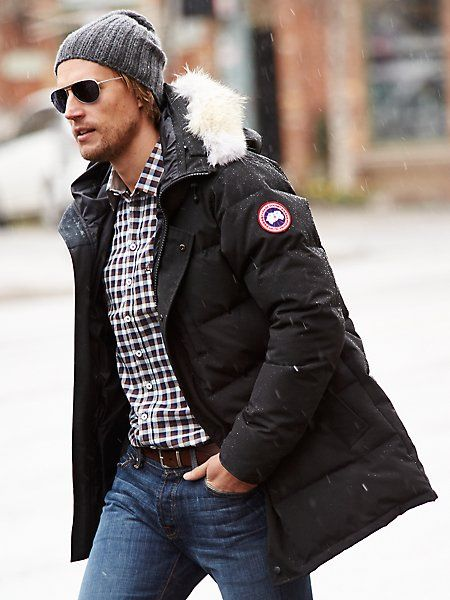 Men S Canada Goose Gorsuch Canada Goose Mens Mens Winter