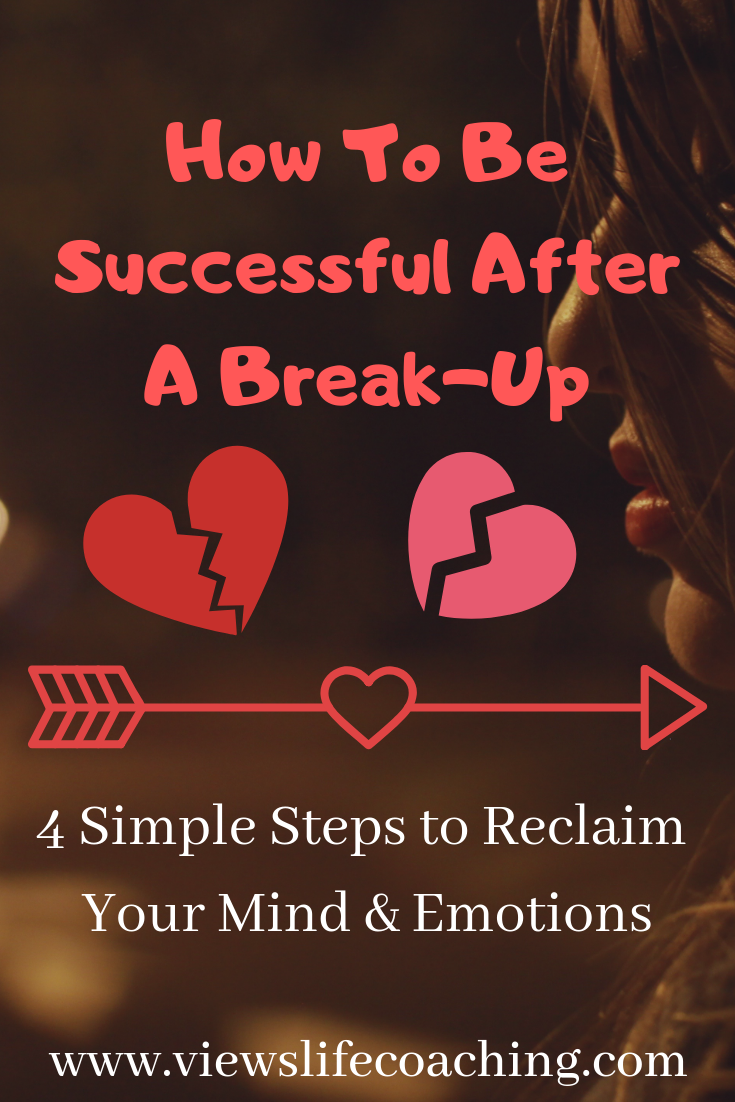 Successful relationship after break up