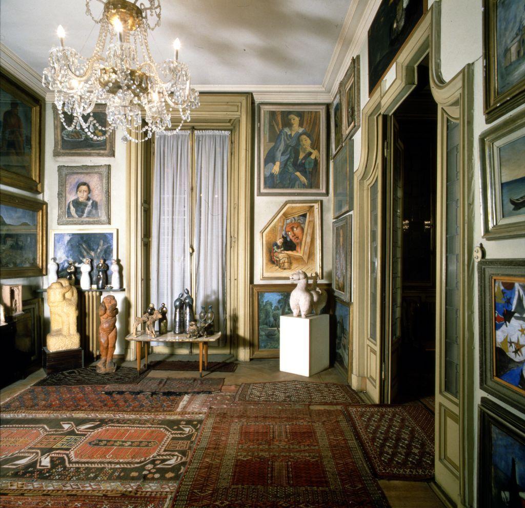 Casa museo boschi di stefano milano piero portaluppi for Piero portaluppi