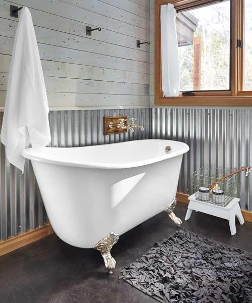 20 Budget Friendly Bath Ideas