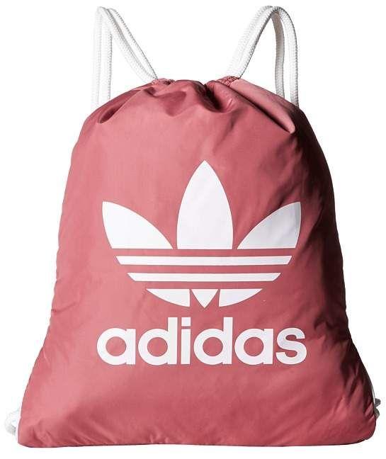 a69e89154531e2 adidas Originals Trefoil Sackpack Bags | For school | Adidas ...