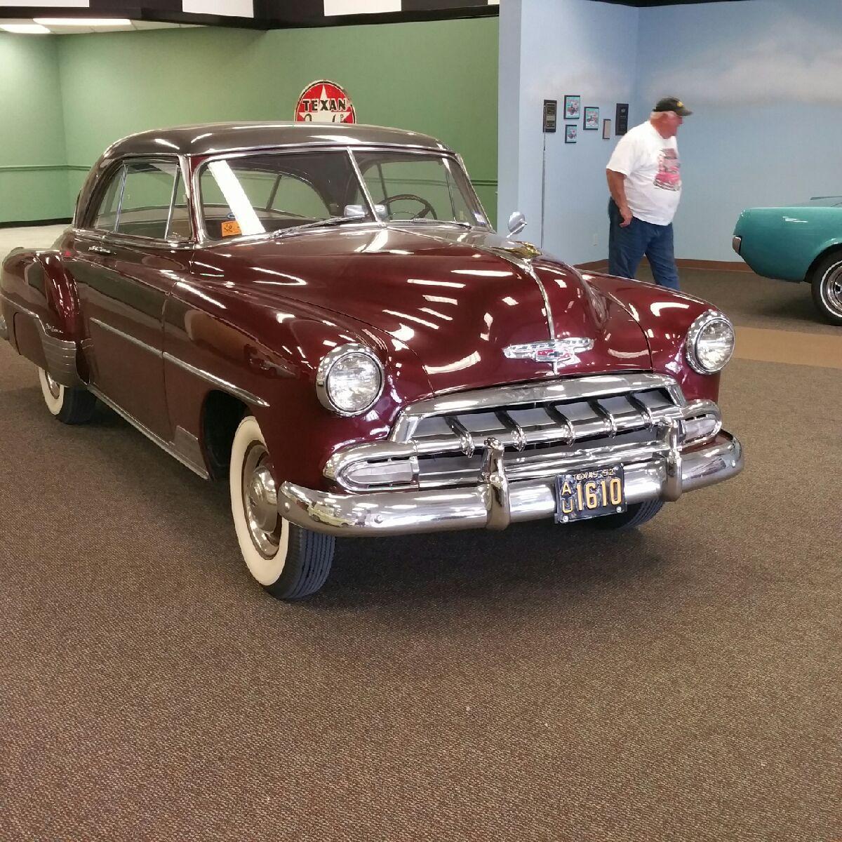 Houston Pre-War & Classic Auto Museum