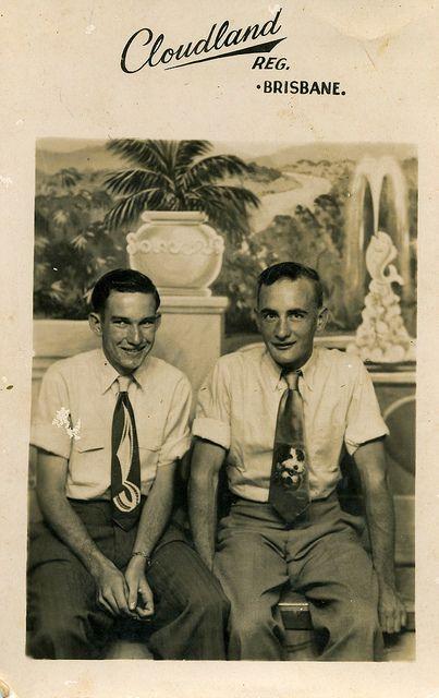 Fabulous ties! | Australia of old | Queensland australia ...