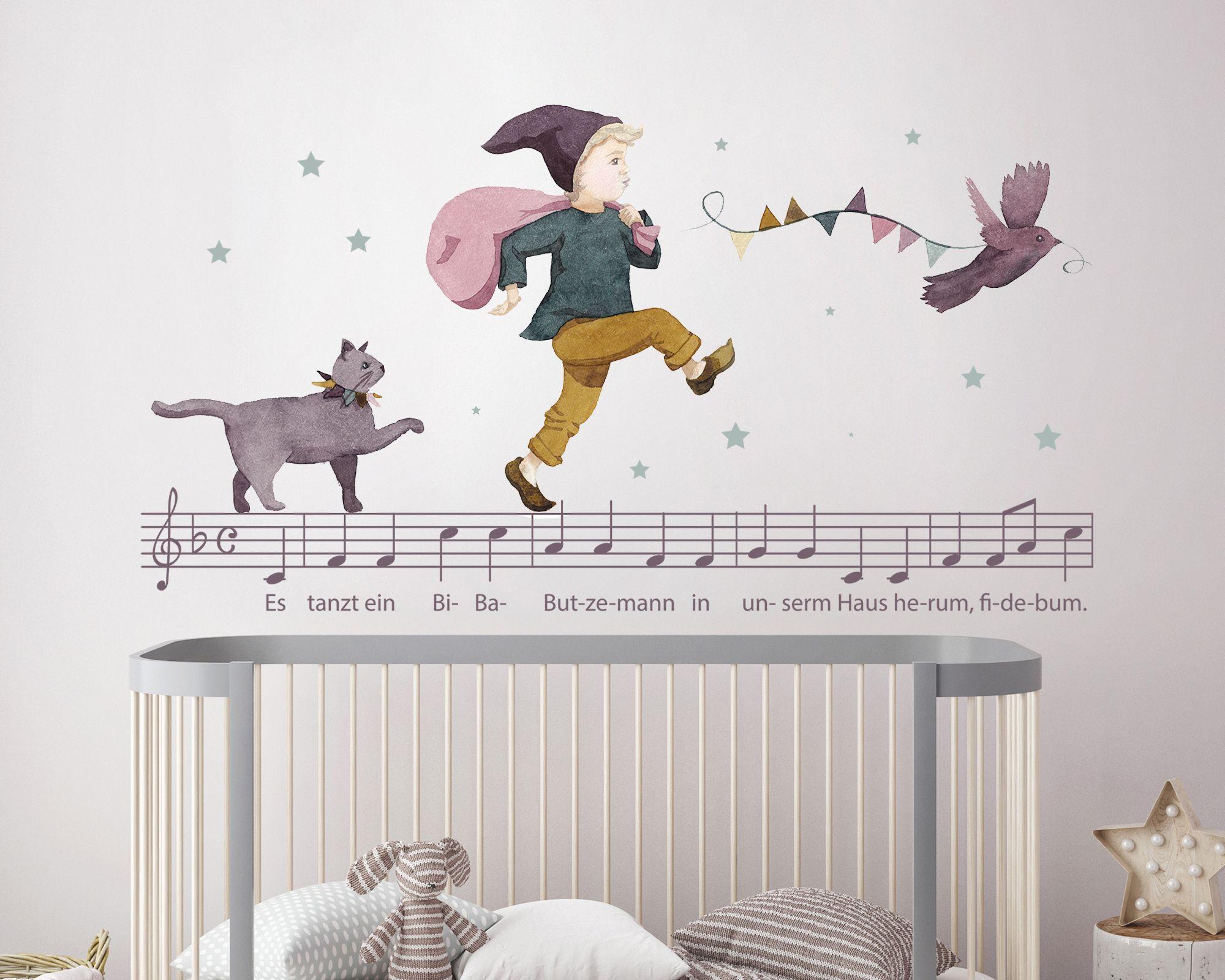 Kinderzimmer Motive | Bezauberndes Motiv Fur Jungen Und Madchen Im Kinderzimmer Der