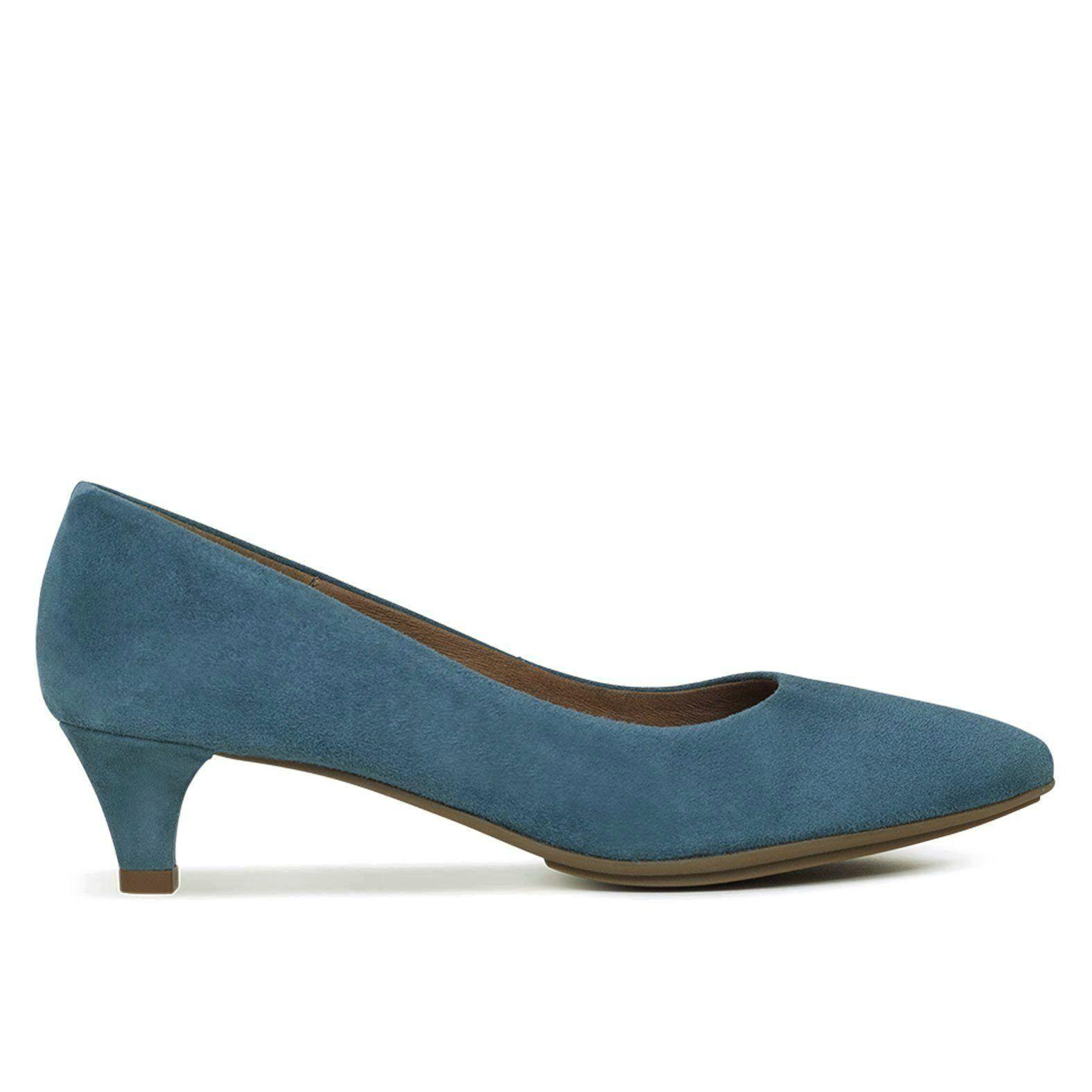 URBAN KITTEN Zapatos de mujer stilettos AZUL PETRÓLEO