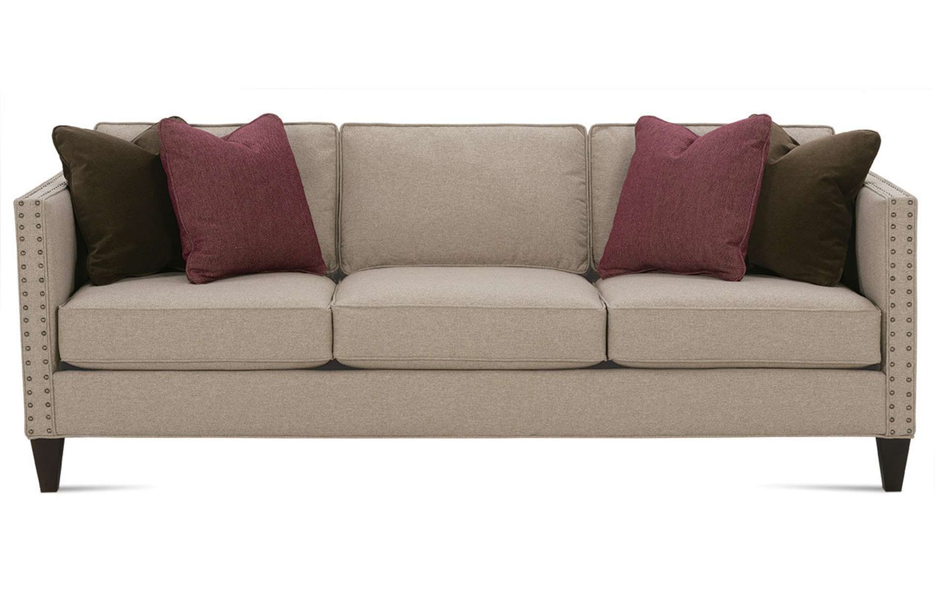 The Mitchell Sofa Combines Elegance With Modern Style To Create An  Exquisite Design From Rowe Furniture