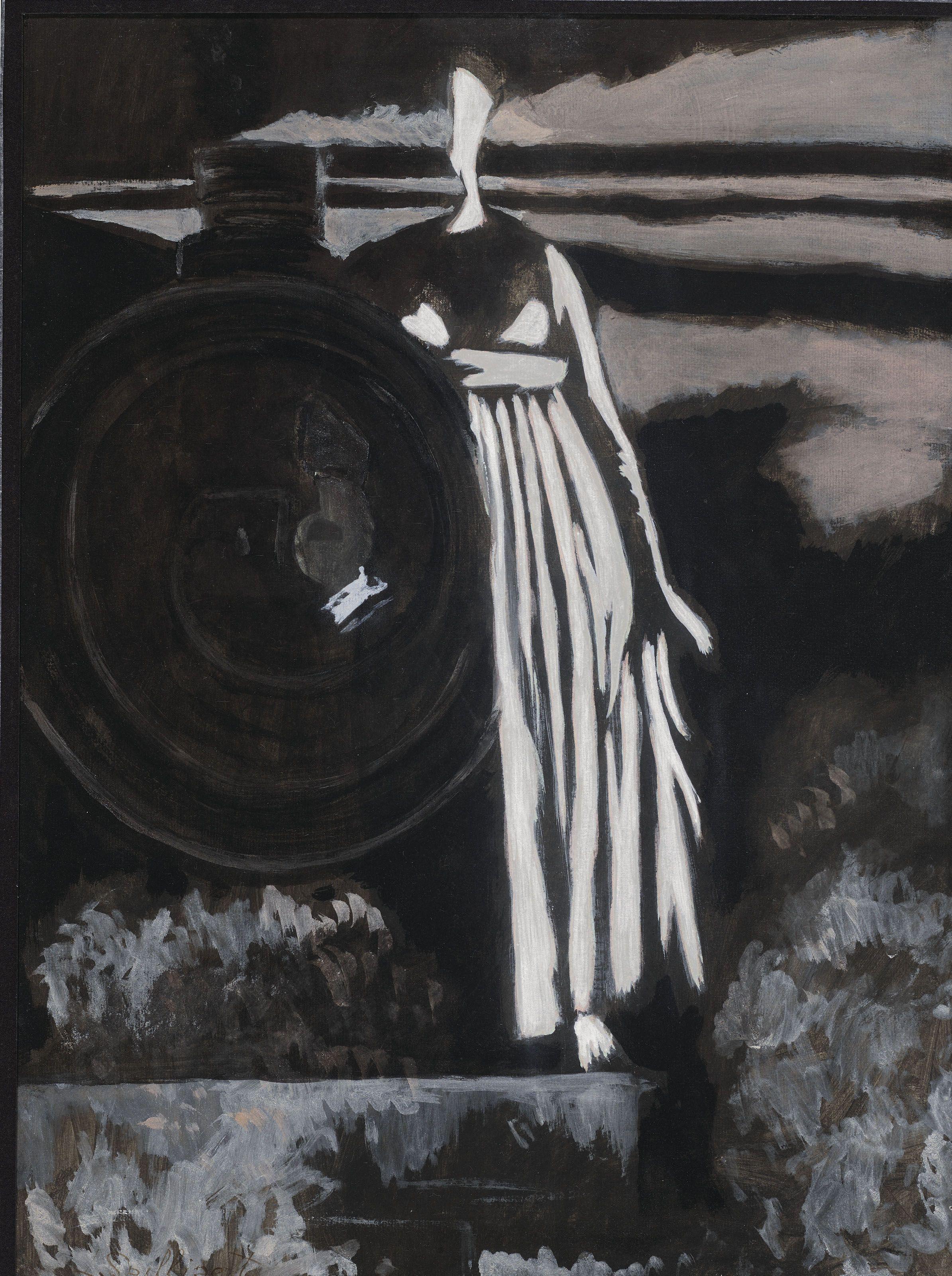 Pin on Leon Spilliaert 18811946