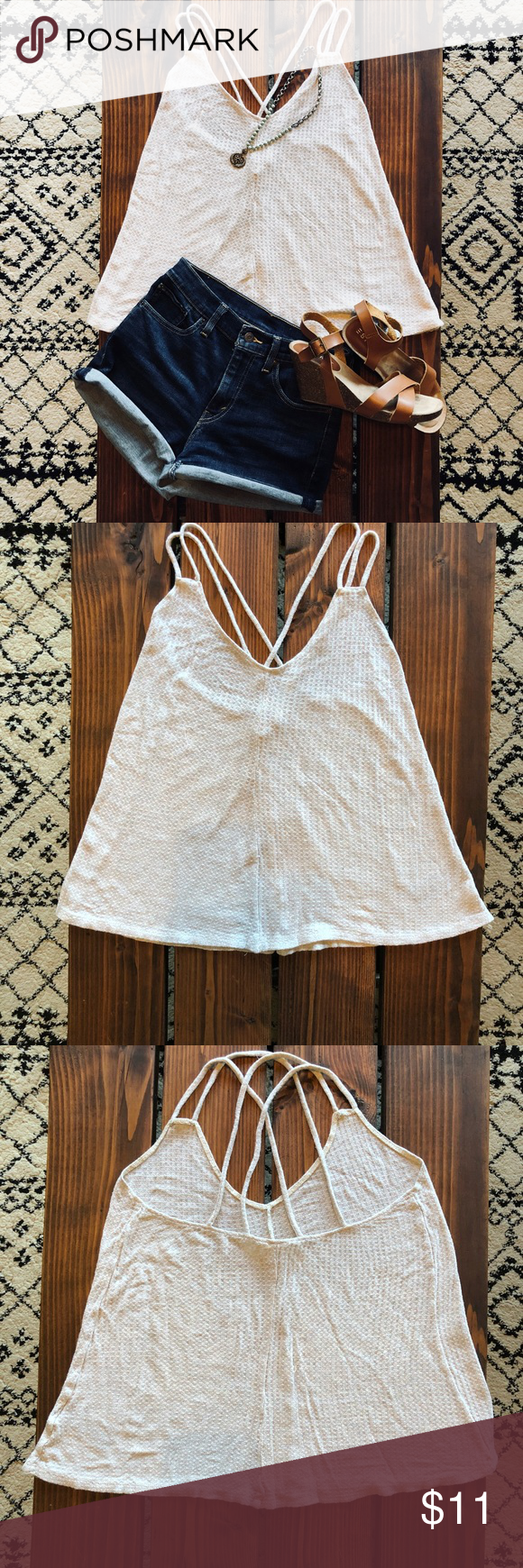 UO Tank Top   Tank tops, Urban outfitters tops, Clothes design