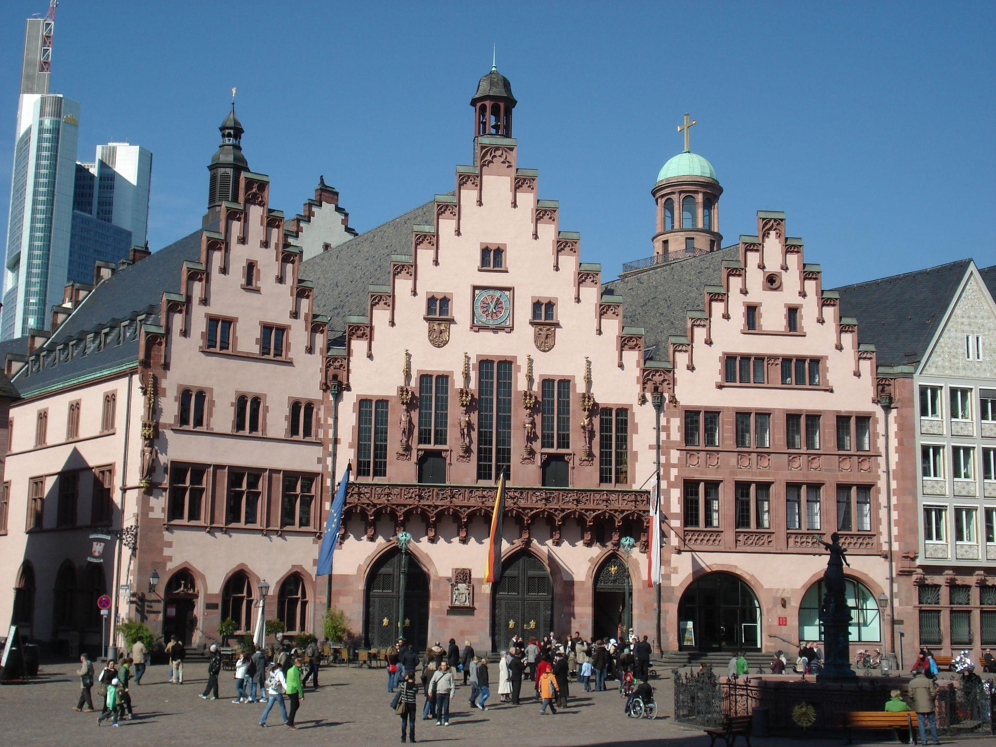 Roemer In Frankfurt