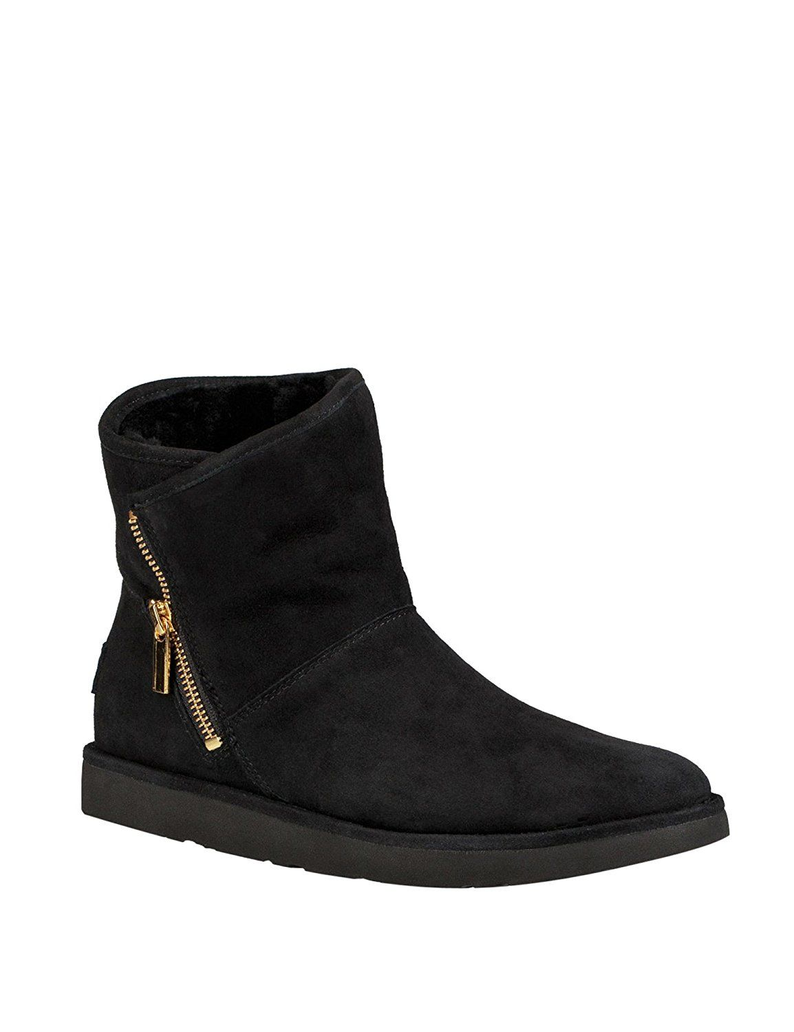 b224f03f6fb12 Amazon.com | UGG Womens Kip Shearling Boot | Ankle & Bootie | Get in ...