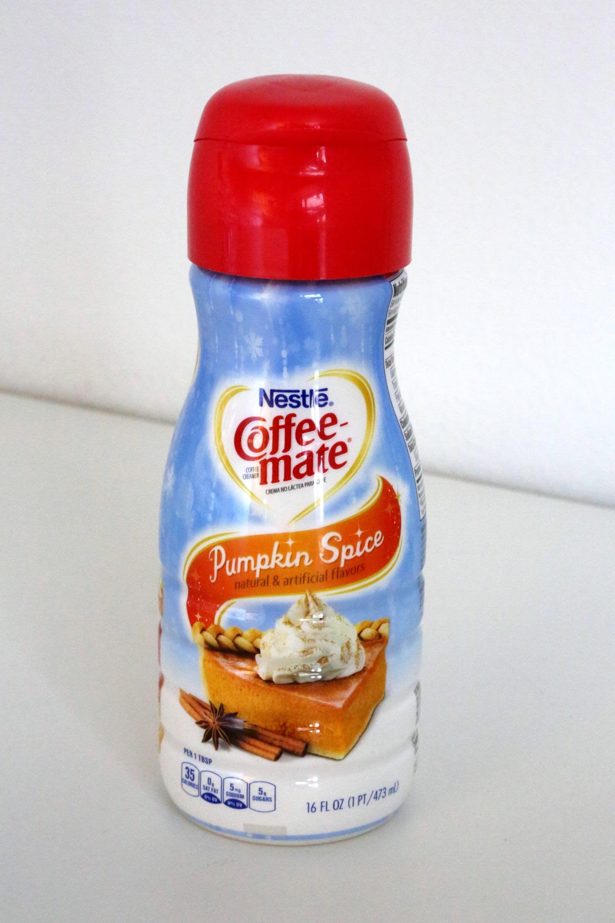 Coffee Mate Natural Bliss Pumpkin Review