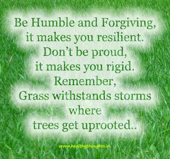 Humble And Forgiving Insightful Quotes Inspirational Quotes