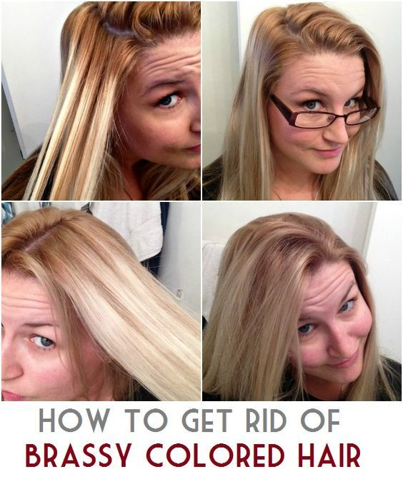 How To Get Rid Of Brassy Colored Hair My Hair Pulls Red Out Of Dye