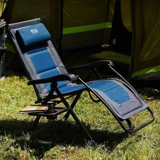 Zero Gravity Lounge Chair Oversize Xl Adjustable Recliner With
