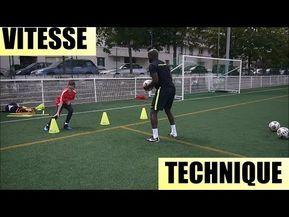 Af Coaching Football Vitesse Technique Avec Joueur U15