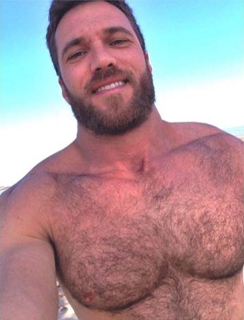 from Mustafa brawny man gay