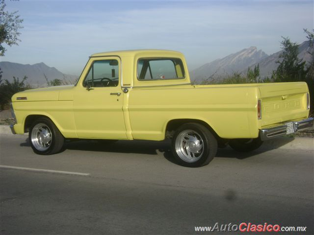 Ford F 100 Custom Caja Corta Pickup 1967 Camioneta Pick Up Ford Camion Ford Camiones Personalizados