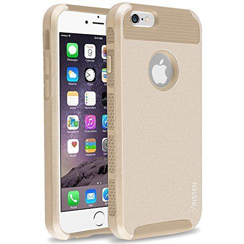 iPhone 6 Case, Insten® Hybrid Case compatible with Apple® iPhone 6 (4.7), Gold Silicone/Gold Hard INSTEN http://www.amazon.com/dp/B00NPSRMEG/ref=cm_sw_r_pi_dp_YcO1vb0P0CWTV
