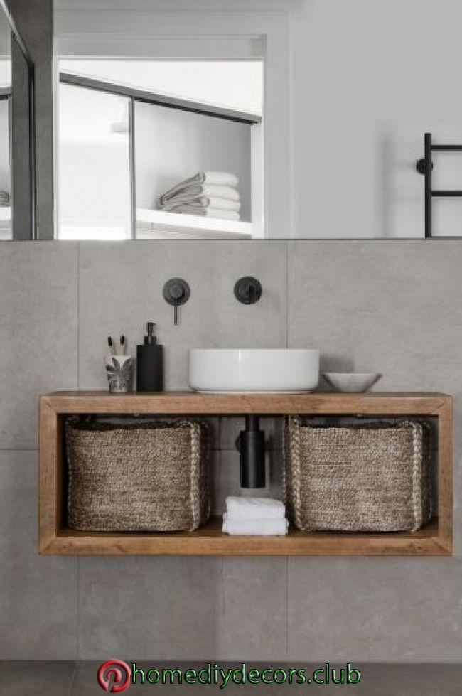 Gaste Wc Mit Bildern Gaste Wc Badezimmer Diy Waschbecken Gaste Wc
