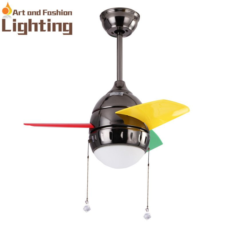Cute kids room ceiling fan with lights mini 26 inches fans light cute kids room ceiling fan with lights mini 26 inches fans light popular children room led aloadofball Image collections