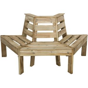 Timber Tree Seat