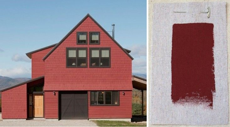 This home from the portfolio of Portland, ME-based architects ...