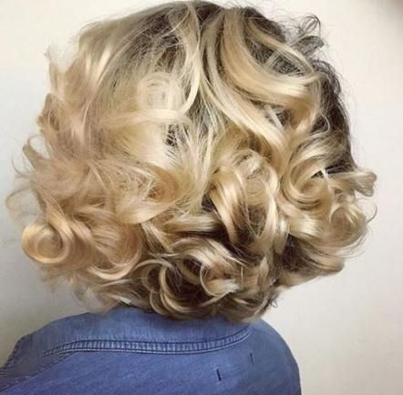 68+ Ideas Hair Curly Brown Soft Curls #softcurls