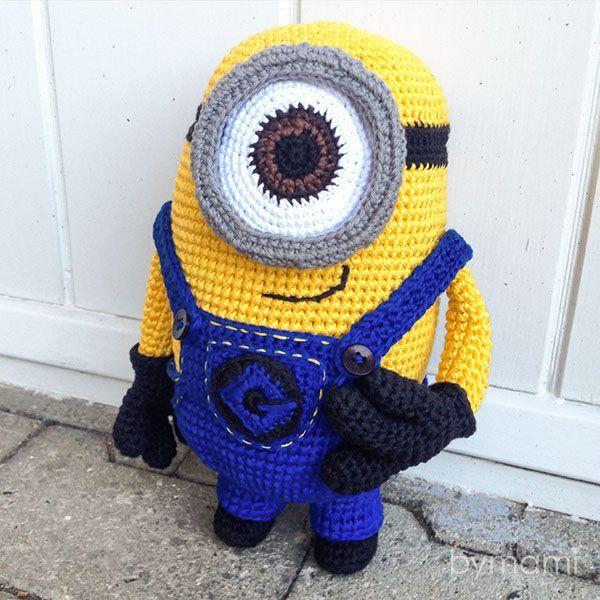 Crochet Stuart | Minions Movie | Digital HD Nov 24th | Blu-ray Dec 8th