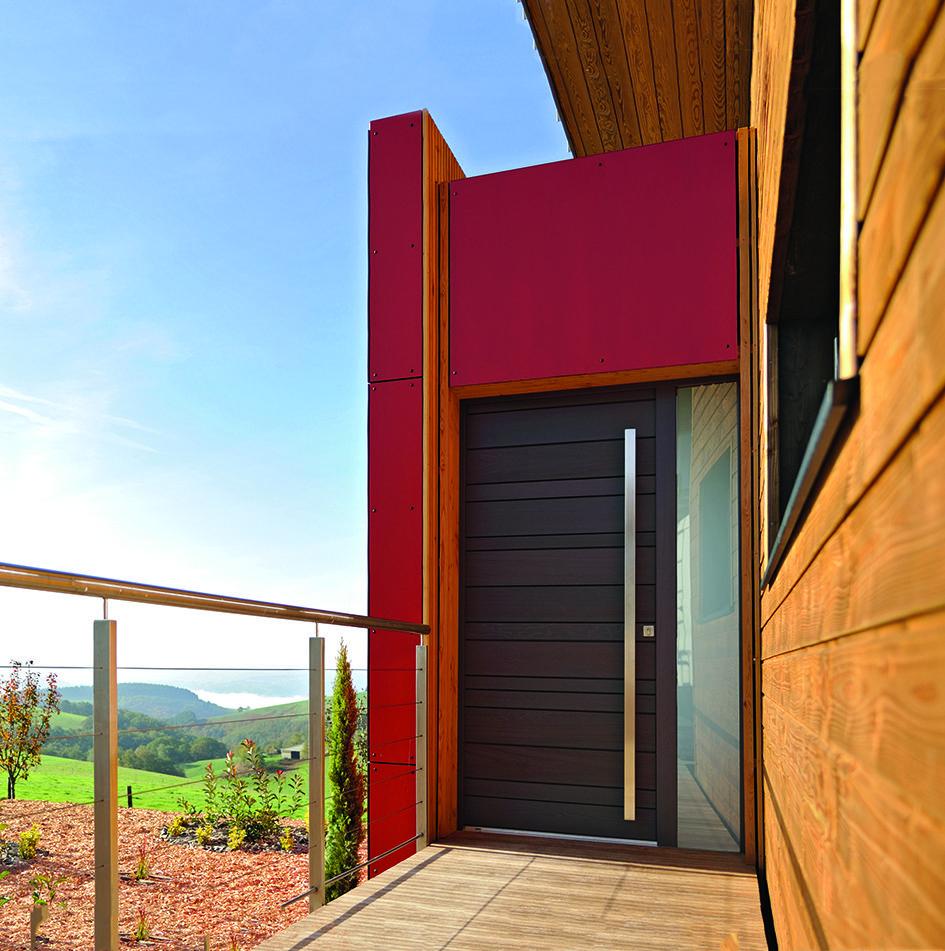 porte d 39 entr e mod le nativ 3 de zilten nativ pinterest entr e mod le et portes. Black Bedroom Furniture Sets. Home Design Ideas