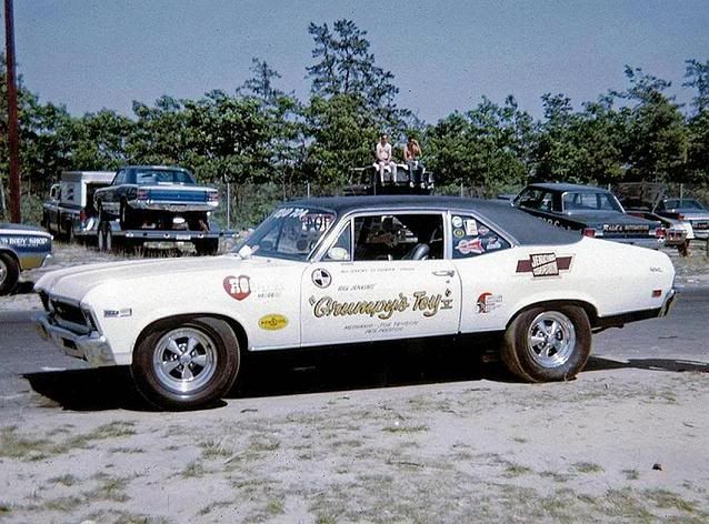1968 Chevy Ii Grumpys Toy 5 L79 327 M22 4speed G80 4 10 12bolt Posi Axle Chevy Muscle Cars Drag Racing Drag Racing Cars