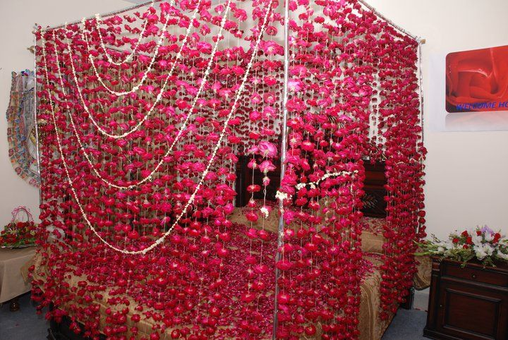 Marriage Bed Designs Wedding Room Decorations
