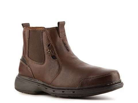 mens boots clarks outlet