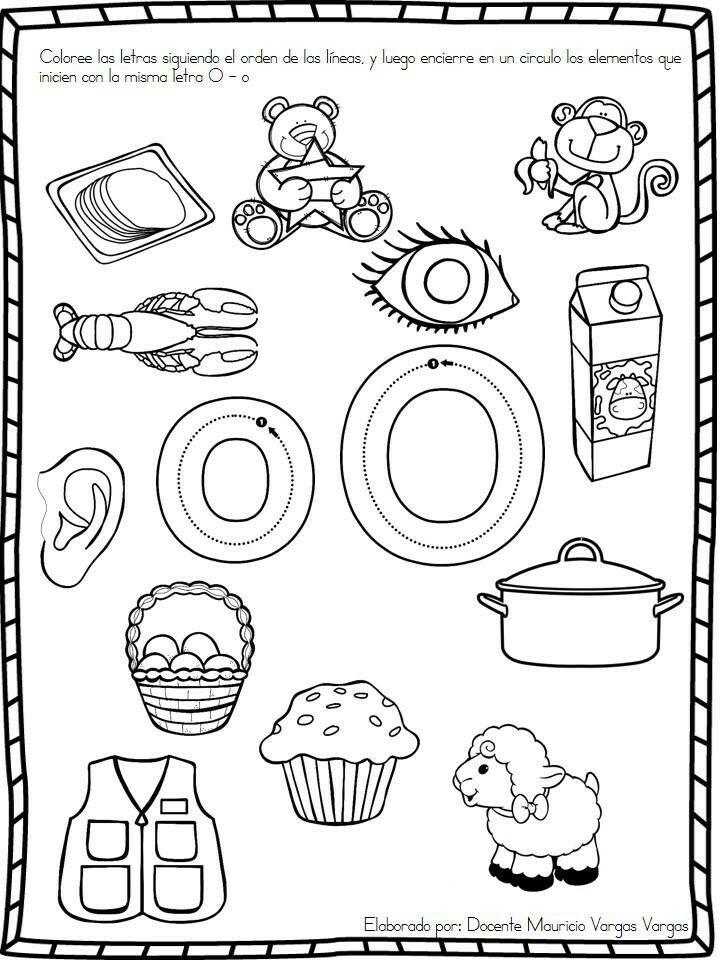 vocal o las vocales pinterest worksheets dual language and homeschool. Black Bedroom Furniture Sets. Home Design Ideas