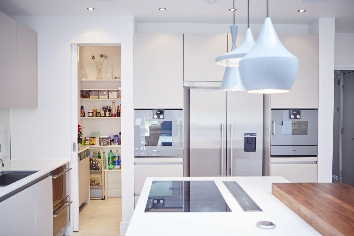 Conley&Co - London- kitchen extension,bespoke kitchen. Danecroft ...