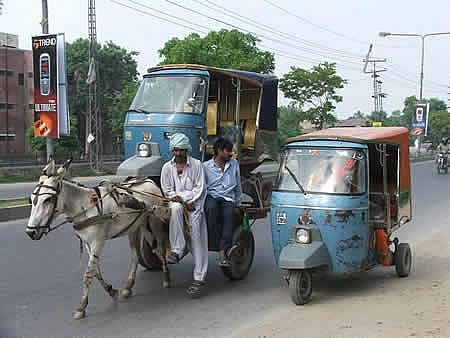 A Donkey Cart And A Rickshaw Travel Fun Traveling By Yourself Trip