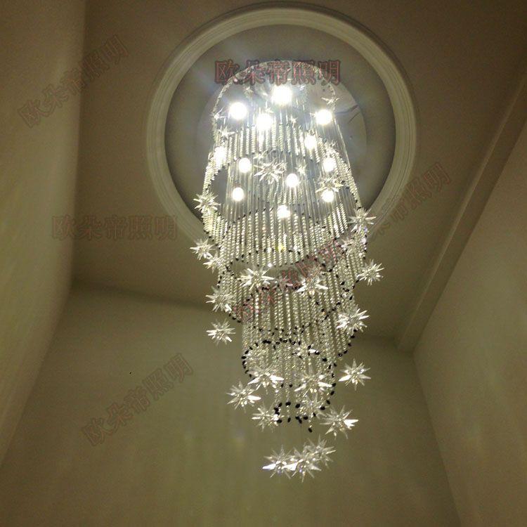 China Beacon lighting factory Chain Chandelier