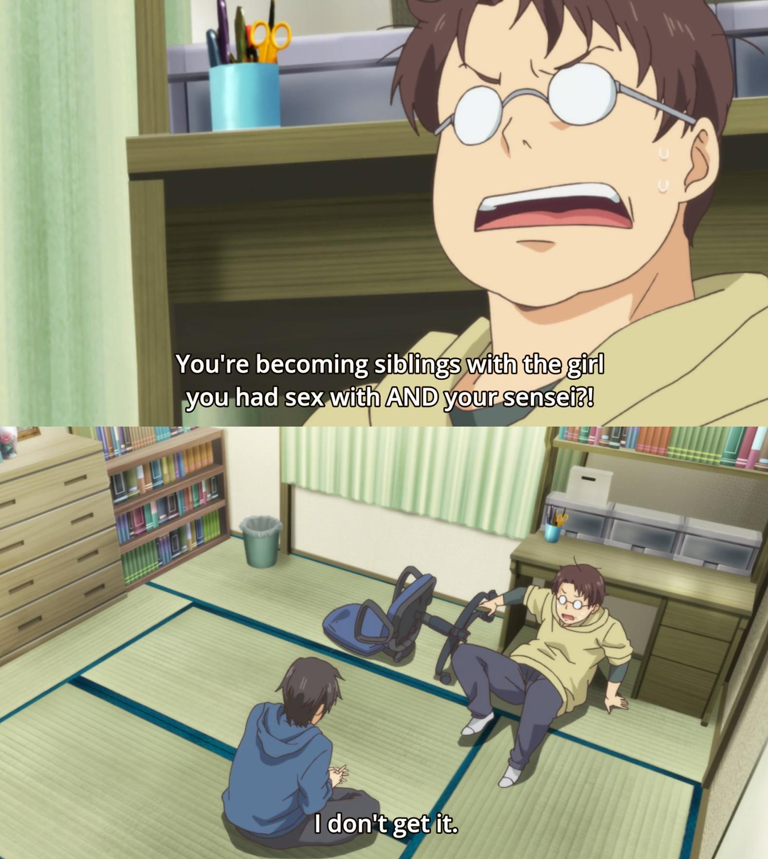 DOMESTIC NA KANOJO Anime memes, Domestic, Funny memes