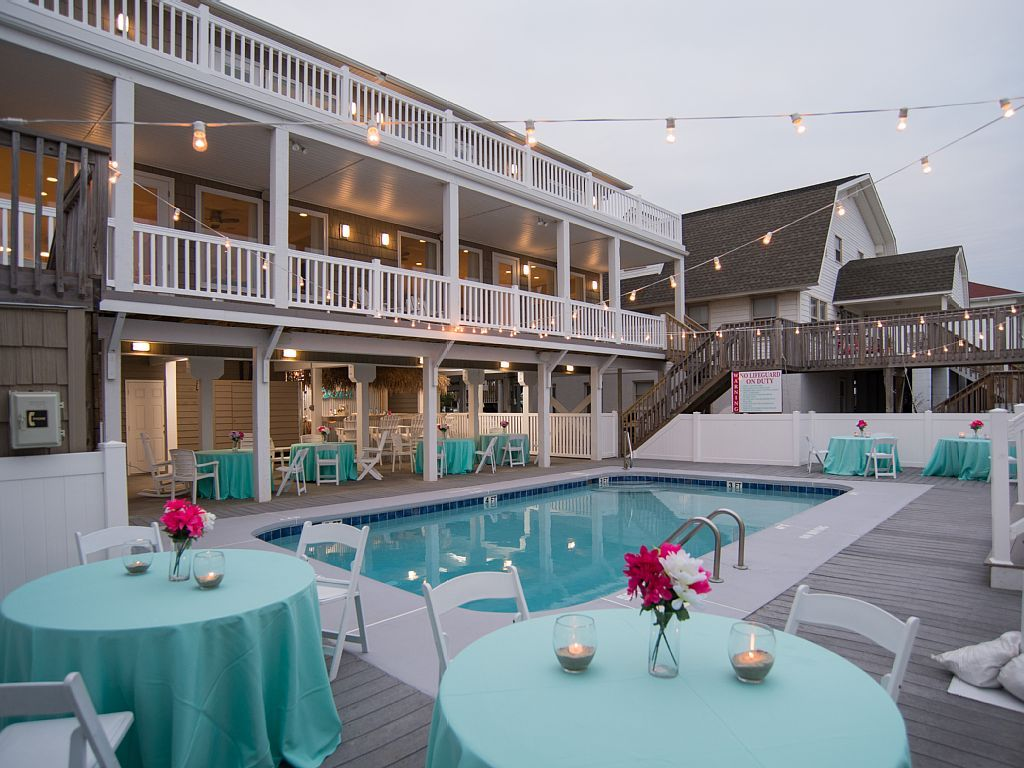 NEW For Luxury Oceanfront Pool Wedding Friendly Family ReunionsVacation Rental In Ocean Isle Beach From