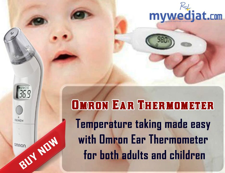 Buy omron ear thermometer online thermometer home