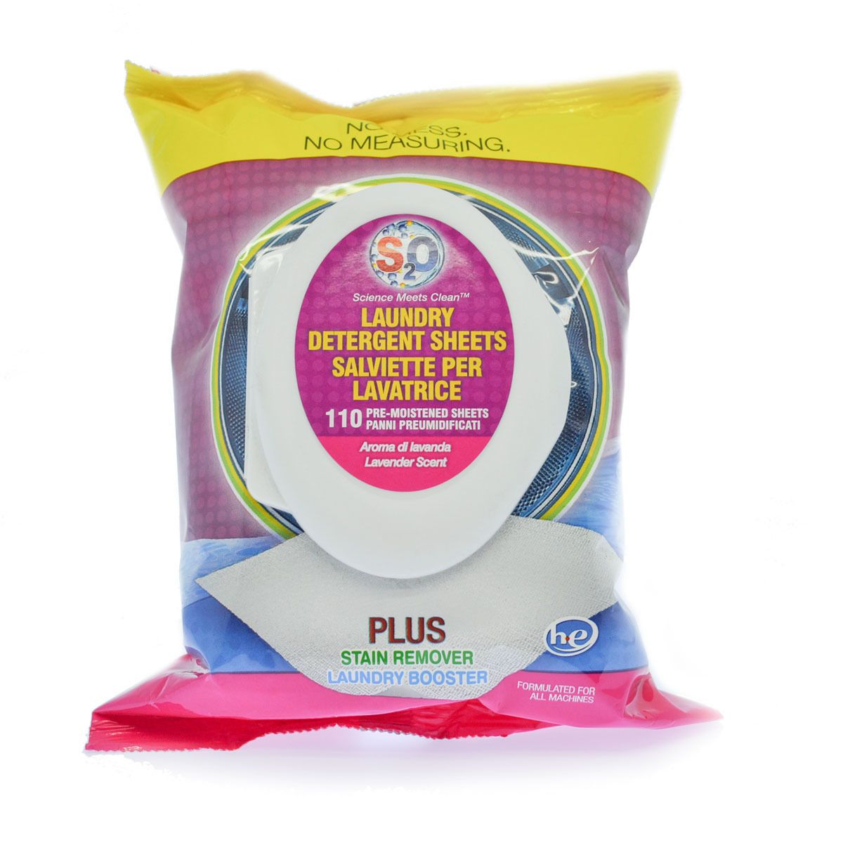 S2o Laundry Sheets 110 Pack Laundry Detergent Laundry Laundry