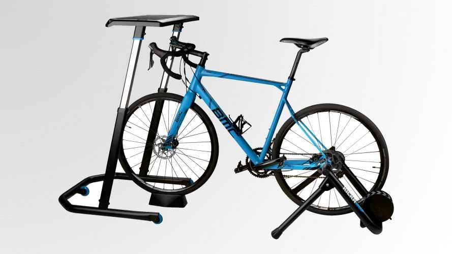 The Perfect Desk For Bike Junkies Biking Workout Zwift Cycling Indoor Cycling