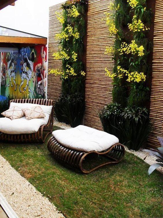 ideas de diseos para jardines verticales