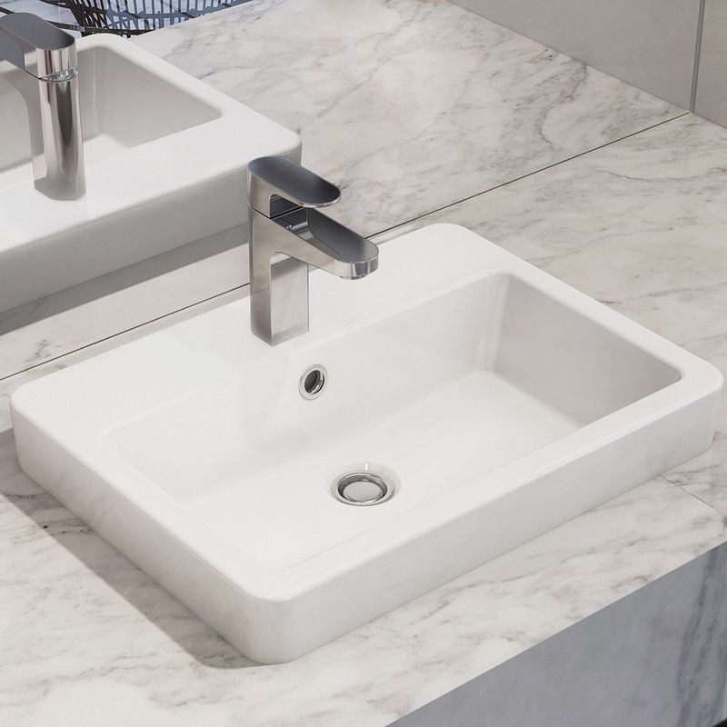 Let Your Vanity Bench Stand Out With A Stylish Inset Basin. The Caroma  Inset Basin Range Offers Modern Design Options To Suit Any Bathroom.