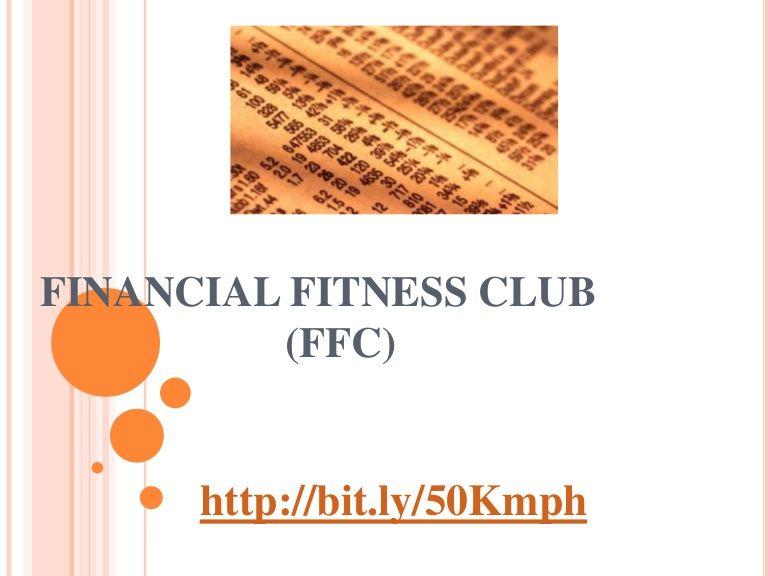 Financial Fitness Club Financial Fitness Fitness Club Fitness