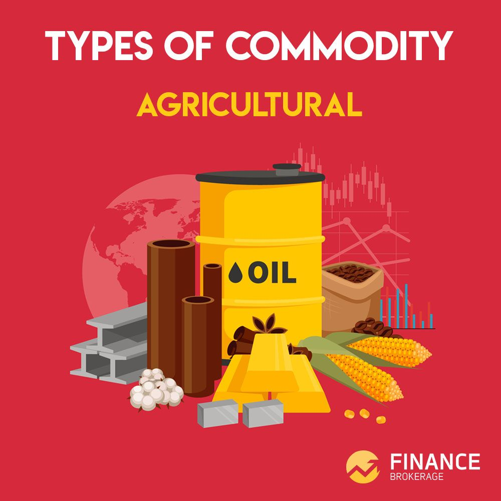 Learn The For Types Of Commodities In Commodity Trading Visit