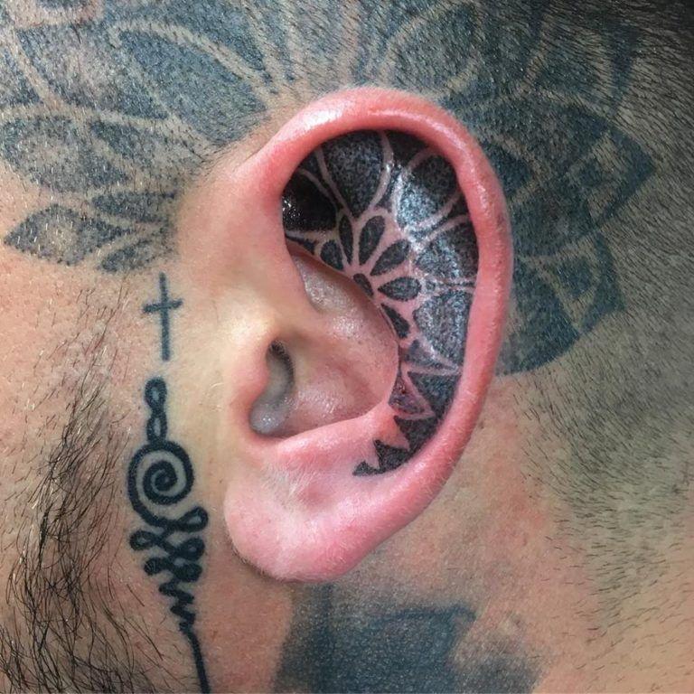 Pin On Ear