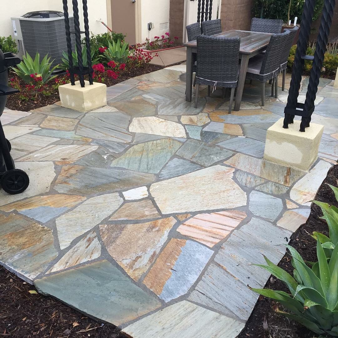 Patio Flooring, Stone Patio Designs