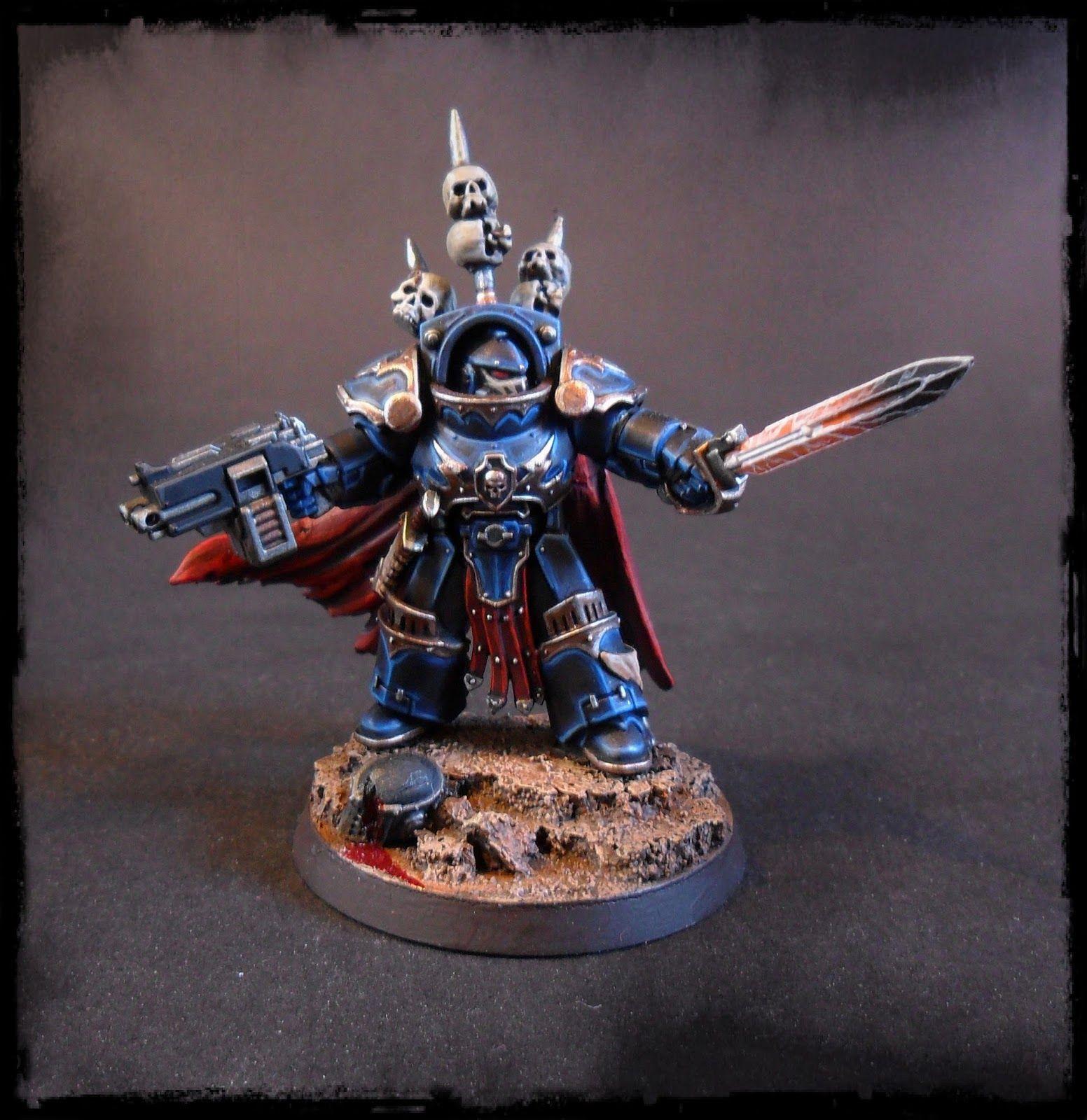Pré-commande-Games Workshop-Warhammer 40,000 Chaos Knights-Chevalier desecr...