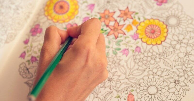 6 Reasons to Get an Adult Coloring Book