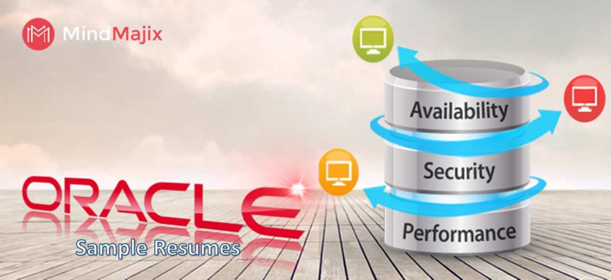 Oracle DBA Sample Resume Oracle dba, Resume, Career